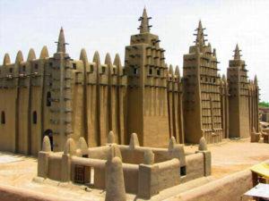 Mosque-of-Djenné
